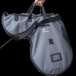 KARLSLUND sadelbag/resväska