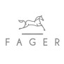 FAGER Curb Chain - Silver