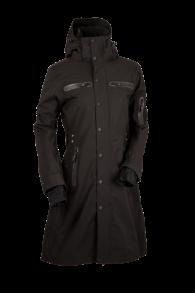 UHIP Mid Length Trench Coat - Nu fler säsongsfärger! - Black 32