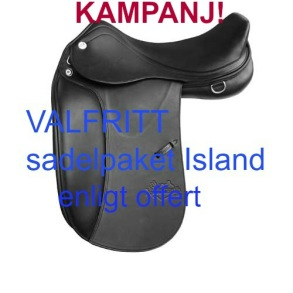 VALFRITT sadelpaket