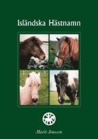 BOK Isländska hästnamn