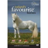 DVD Icelands favorite Horses