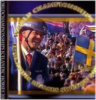 DVD World Championschips Icelandic Horses Sweden 2005