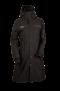 UHIP Mid Length Trench Coat - Black 46