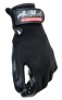 KARLSLUND Grooming gloves - Rykthandskar med massagefunktion!