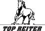 TOP REITER 3-delat stångbett med tungfrihet