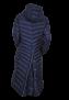 UHIP Coat Nordic Mood Indigo Blue