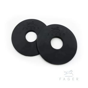 FAGER Bit-guards Black