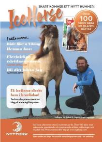 Tidningen IceHorse nr 2/2020