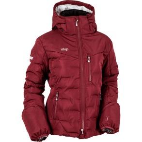 UHIP Jacket Ice - Zinfandel Red 34