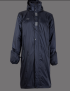 UHIP Men's Regular Sport Coat Navy - Ridregnkappa för män! - Navy Blue XL