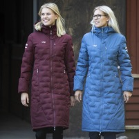 UHIP Coat Ice - Vinterridkappan!