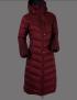 UHIP Coat Nordic ridkappa - Blue Zinfandel Red  46