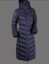 UHIP Coat Nordic ridkappa - Mood Indigo Blue 46