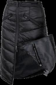 UHIP Thermal skirt Nordic - Blue Graphite grey 34
