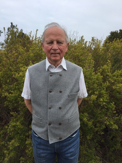 Lennart Rammer, författare. Foto: Gittan Rammer