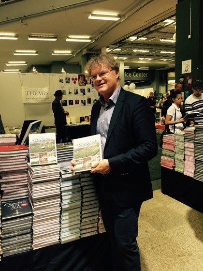 Gunnar Swenson, författare. Foto: Stefan Lindström