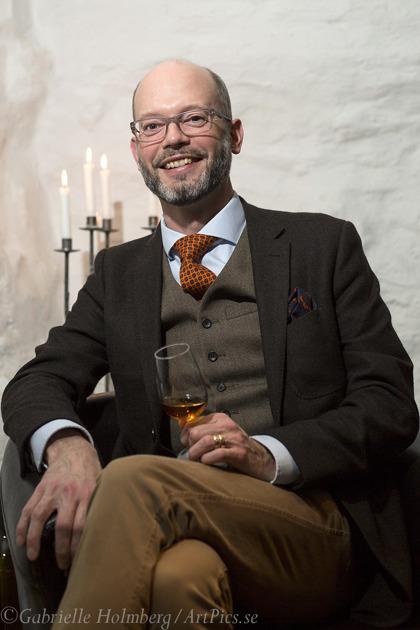 Örjan Westerlund, författare. Foto: Gabrielle Holmberg