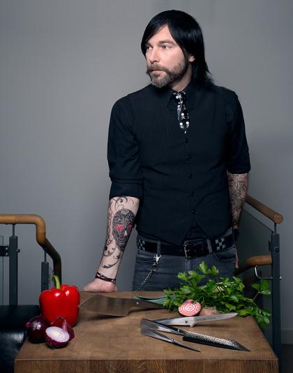 Frederik Zäll, författare. Foto: Daniel Bellqvist