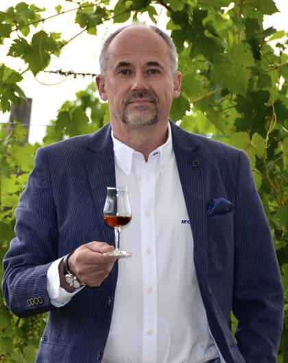 Gunnar Svedberg, författare. Foto: Sten-Göran Svedberg