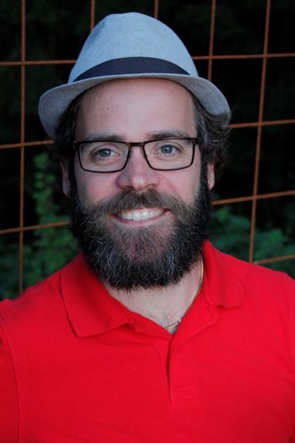 Peter M Eronson, författare. Foto: Emma Eronson