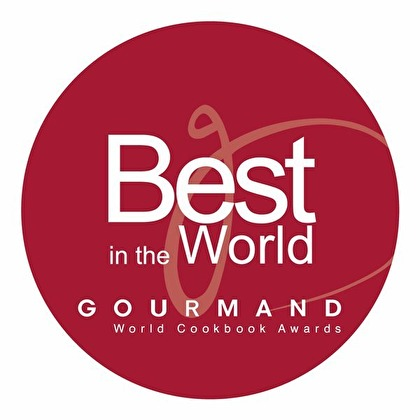 Best in the World, Gourmand  World Cookbook Awards – Logotype