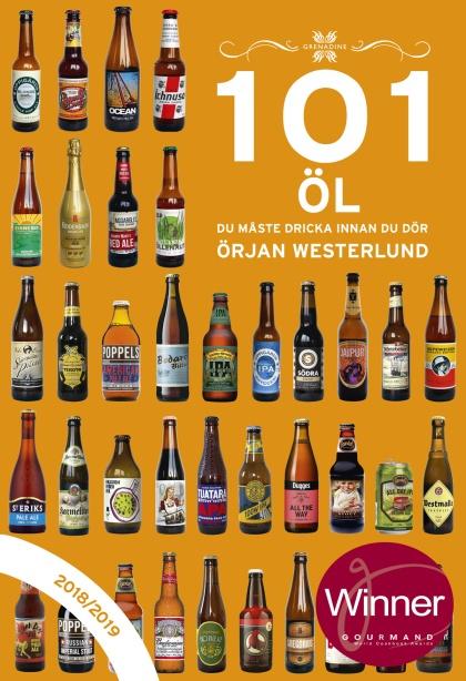 101 Öl du måste dricka innan du dör, 2018/2019 av Örjan Westerlund