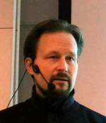 Professor Fredrik Nyström