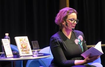 Agnes Lidbeck berättar om sitt författarskap