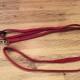 Reflex koppel - Reflex koppel rött