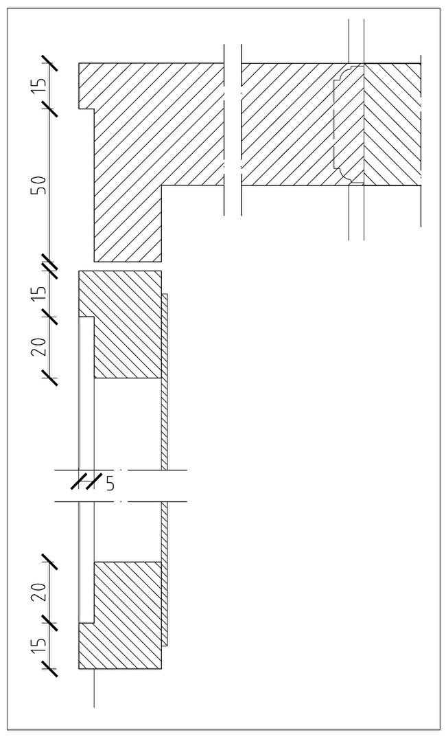 Detalj elementskydd