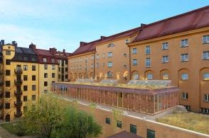 Carlssons skola utbyggnad, Stockholm