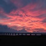 Sunset - Solnedgång