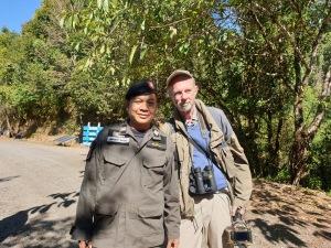 Gränsvakten och jag