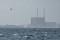 Nuclear plant Barsebäck and White-tailed Eagle - Barsebäck och havsörn