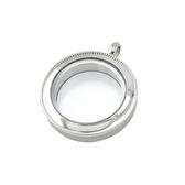 New Silver Heirloom Locket 25mm