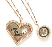 Mother and child Story Locket