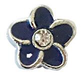 Blue little flower