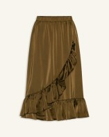 Love216-5 khaki skirt