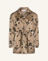 Love250 Champagne Flower Shirt