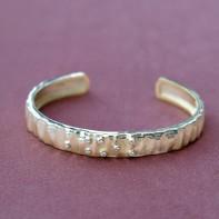 Alexie gold cuff