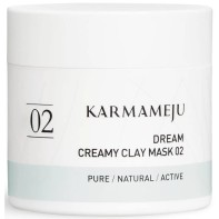 Karmameju 02 Creamy Clay Mask - DREAM // 65ml