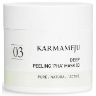 Karmameju 03 Peeling ´PHA´ Mask - DEEP // 65ml