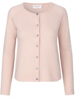 Cardigan - Dusty Rose / Cashmere & Whool