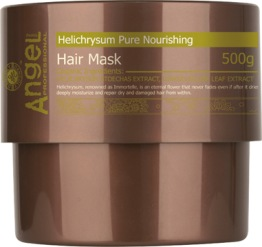 Angel Helichrysum Nourishing Hair Mask // 500ml - Helichrysum Nourishing Hair Mask