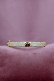 Anais vintage gold bangle - Anais vintage gold bangle