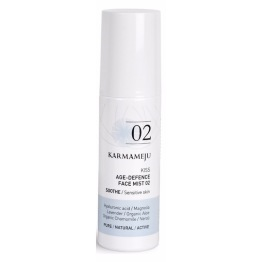 Karmameju 02 Calming Face Mist - KISS // 100ml - 02 Calming Face Mist - KISS
