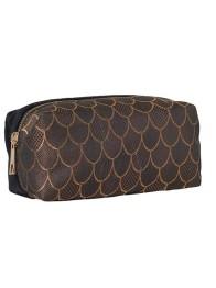 Elisabeth purse - black/gold - Elisabeth purse - black/gold