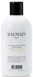 Balmain Illumunate White Pearl Shampoo // 300ml - Balmain White Pearl Shampoo