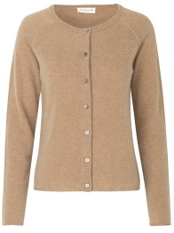 Cardigan - camel/ Cashmere & whool - Size S